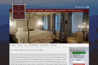 The White Birch Inn & Laurel Bar, Clayton, GA